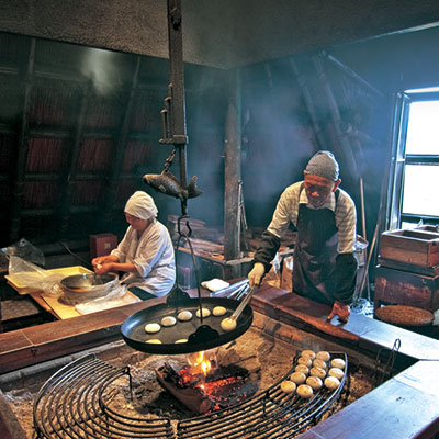 信州の郷土食