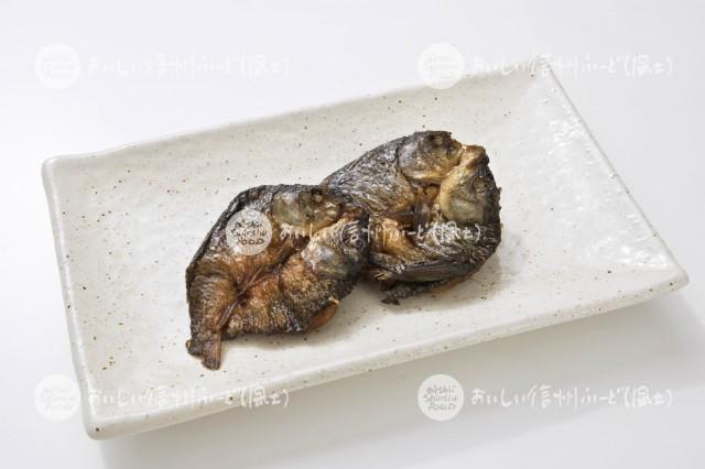 田鯉のすずめ焼き