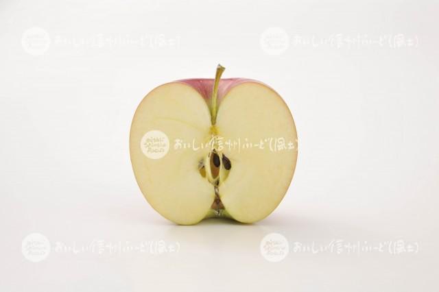 りんご【シナノスイート】(スタジオ切り口)
