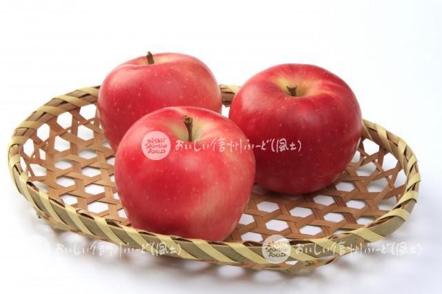 りんご【シナノピッコロ】(スタジオ入れ物)