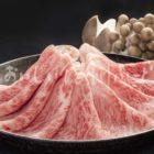信州プレミアム牛肉の料理(ロース)