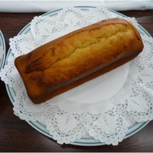 米粉パウンドケーキ(味噌風味)