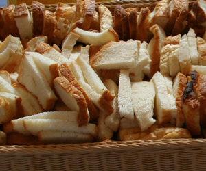ごはんパン(ホームベーカリー用)