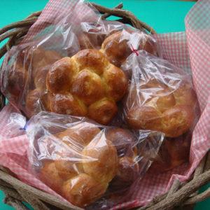 王滝のコーンパン