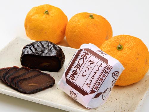 南信州の柚餅子