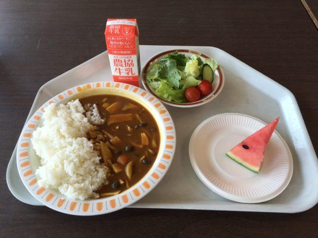 「夏のおいしい信州カレー」が県庁食堂に1日だけ登場します!