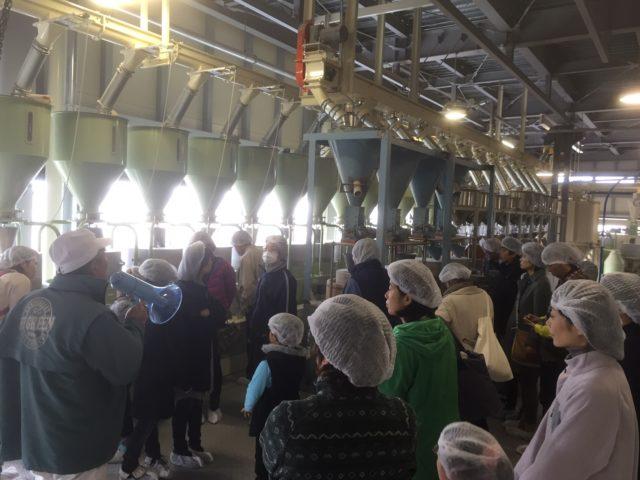 そば畑散策・製粉工場見学・「信州ひすいそば」を使ったそば打ち体験!親子の参加者を募集します!!