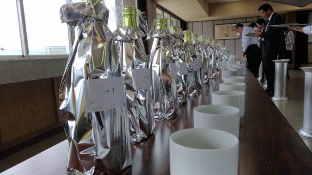 長野県原産地呼称管理制度 日本酒官能審査会が開かれました