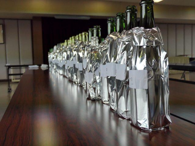 長野県原産地呼称管理制度 ワイン及びシードル官能審査会が開かれました