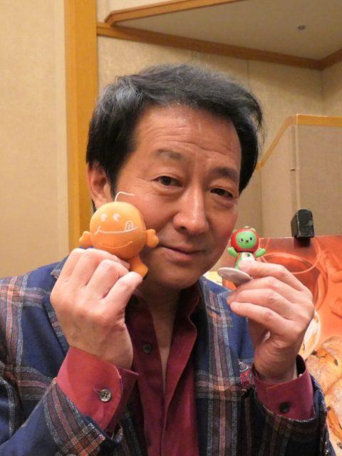 BSジャパン「辰巳琢郎の葡萄酒浪漫」で長野県産の食材が紹介されます。