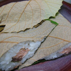 【プロが教える】ぶどう葉寿司