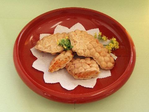 白菜すんきの源流焼き