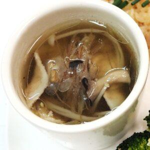 きのこのうまみスープ